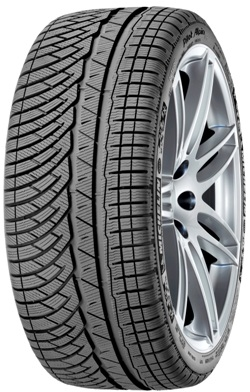 Зимняя шина 265/40 R19 98V Michelin Pilot Alpin 4 N0 - купить со скидкой