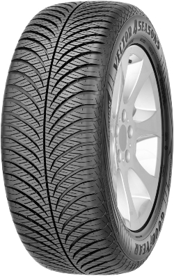Летняя шина 235/65 R17 108V Goodyear Vector 4seasons Gen-2 SUVЛетние шины<br>Летняя резина Goodyear Vector 4seasons Gen-2 SUV 235/65 R17 108V XL<br>