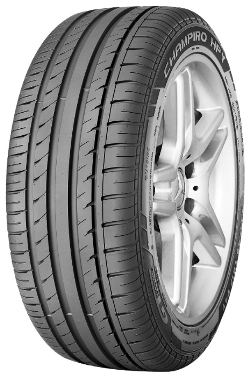 Летняя шина 255/45 R18 103Y GT Radial Champiro HPY