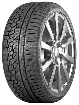 Зимняя шина 235/40 R18 95V Nokian WR A4Зимние шины<br>Зимняя резина без шипов (липучка) Nokian WR A4 235/40 R18 95V XL<br>