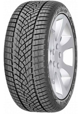 Зимняя шина 235/60 R18 107H Goodyear Ultra Grip Performance SUV G1Зимние шины<br>Зимняя резина без шипов (липучка) Goodyear Ultra Grip Performance SUV G1 235/60 R18 107H XL<br>