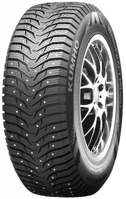 Зимняя шина 225/60 R18 104T шип Marshal WS31 Winter Craft SUV