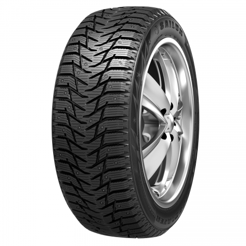 Зимняя шина 185/60 R15 88T шип SAILUN ICE BLAZER WST3Зимние шины<br>Зимняя резина с шипами SAILUN ICE BLAZER WST3 185/60 R15 88T шип XL<br>