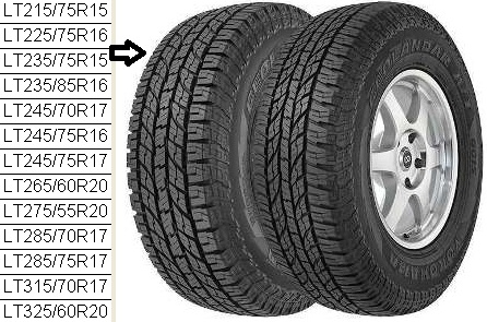 Зимняя шина 245/70 R16 106T Yokohama G015 Geolandar A/TЗимние шины<br>Зимняя резина без шипов (липучка) Yokohama G015 Geolandar A/T 245/70 R16 106T<br>