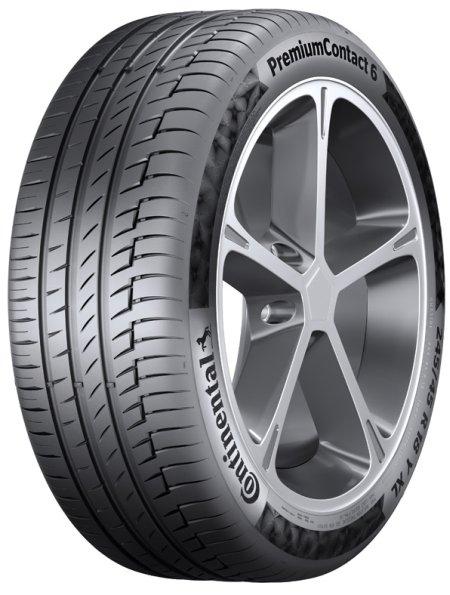Летняя шина 235/55 R17 103W Continental ContiPremiumContact 6
