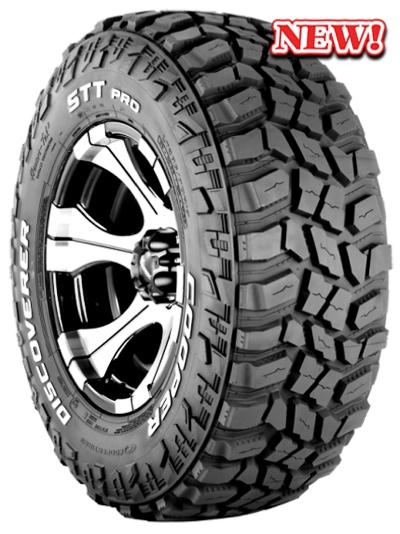 Летняя шина 245/75 R16 120/116Q Cooper Discoverer STT PROЛетние шины<br>Летняя резина Cooper Discoverer STT PRO 245/75 R16 120/116Q<br>