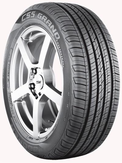 Летняя шина 225/50 R18 95T Cooper CS5 Grand TouringЛетние шины<br>Летняя резина Cooper CS5 Grand Touring 225/50 R18 95T<br>
