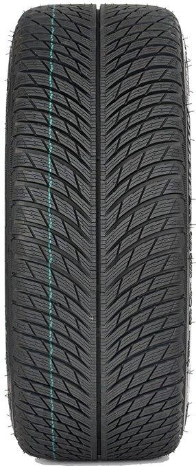 Зимняя шина 245/45 R19 102V Michelin Pilot Alpin 5