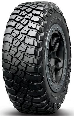 Летняя шина 265/65 R17 120/117Q BFGoodrich Mud Terrain T/A KM3