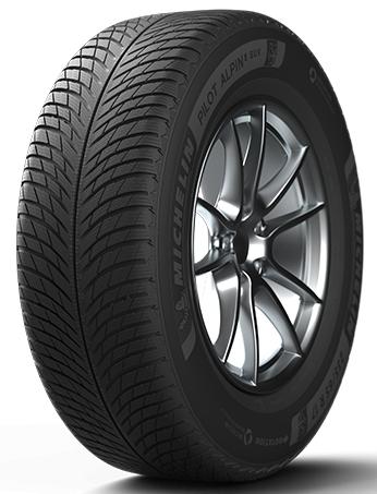 Зимняя шина 255/55 R18 109V Michelin Pilot Alpin 5 SUV