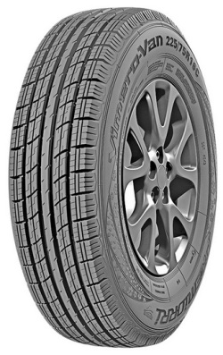 Летняя шина 225/75 R16 121/120 Premiorri Vimero-Van
