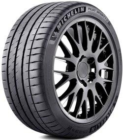 Летняя шина 235/65 R17 108V Michelin Pilot Sport 4 SUV