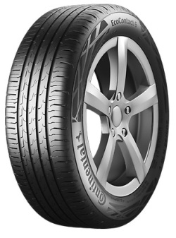 Шины Continental ContiEcoContact 6 195/65 R15 91T