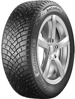 Зимняя шина 235/50 ZR18 101T шип Continental ContiIceContact 3