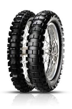 Летняя мотошина 110/80 R19 59R Pirelli Scorpion Rally