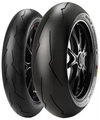Летняя мотошина 190/55 R17 75W Pirelli Diablo Supercorsa V2