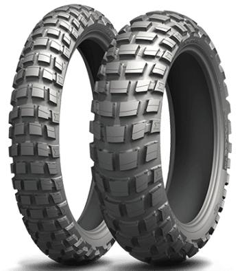 Летняя мотошина 110/80 R18 58S Michelin Anakee Wild