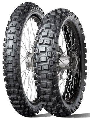 Летняя мотошина 70/100 R17 40M Dunlop Geomax MX71