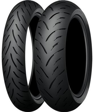 Летняя мотошина 190/50 R17 73W Dunlop Sportmax GPR-300