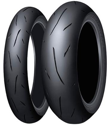 Летняя мотошина 200/55 R17 78W Dunlop Sportmax GPRa-14
