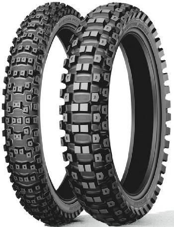 Летняя мотошина 120/90 R18 65M Dunlop Geomax MX51