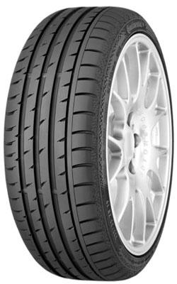 Летняя шина 275/35 ZR18 99Y Continental ContiSportContact 3Летние шины<br>Летняя резина Continental ContiSportContact 3 275/35 ZR18 99Y XL<br>