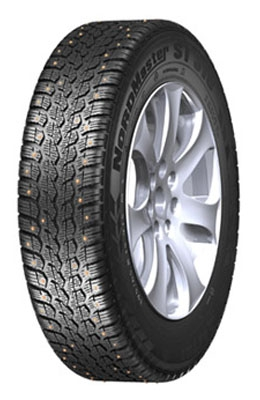 Зимняя шина 185/70 R14 88Q шип Amtel (КШЗ) NordMaster ST-310Зимние шины<br>Зимняя резина с шипами Amtel (КШЗ) NordMaster ST-310 185/70 R14 88Q шип<br>