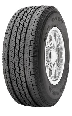 Летняя шина 235/55 R17 99H Toyo Open Country H/TЛетние шины<br>Летняя резина Toyo Open Country H/T 235/55 R17 99H<br>