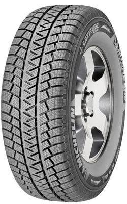 Зимняя шина 255/55 R18 109V Michelin Latitude Alpin