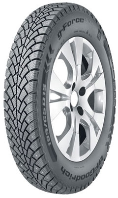 Зимняя шина 225/50 R17 98Q шип BFGoodrich G-Force Stud