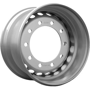Штампованный диск Lemmerz M22ES36 7.5x19.5 10x225 ET0.0 D176