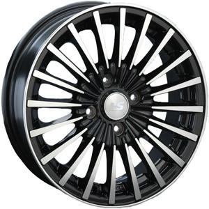 Литой диск LS Wheels 222 7x16 5x105 ET36.0 D56.6 FBKF