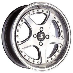 Литой диск SCHMIDT Racelite 8x17 5x100 ET35.0 D67.1 Silver Radinox