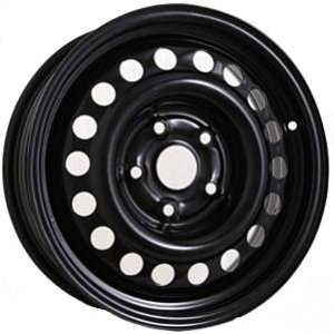 Штампованный диск TREBL 8325 6.5x16 5x108 ET50.0 D63.3 Black