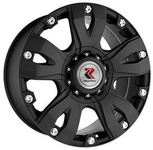 Литой диск RepliKey RK1016 9x20 6x139.7 ET30.0 D77.8 Matt Black Monster