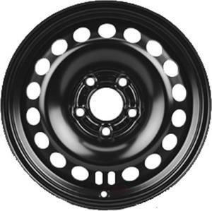 Штампованный диск Kronprinz OP 515027 (9245) 6.5x15 5x110 ET35.0 D65.1 black