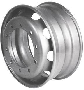 Штампованный диск Maxion M22 11.75x22.5 10x335 ET120.0 D281