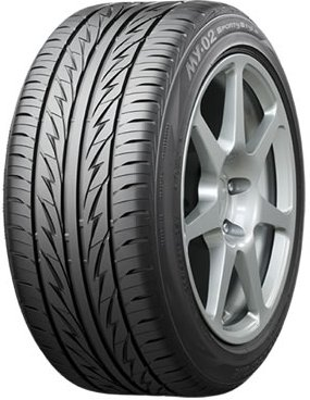 Шина Bridgestone MY-02 Sporty Style 215/45 R17 91V