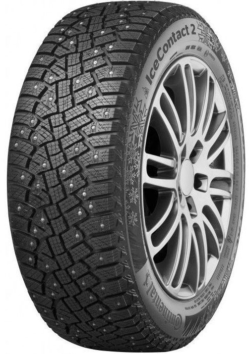 Шина Continental ContiIceContact 2 SUV 255/55 R20 110T